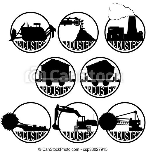 Coal mining industry Illustrations and Clip Art. 2,181 Coal mining ...