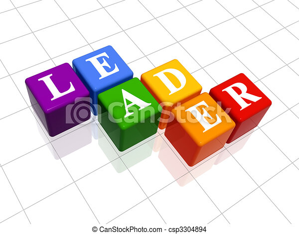 leader in colour - csp3304894