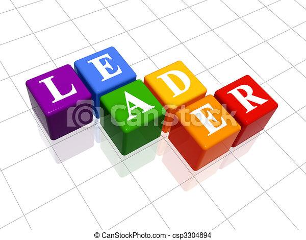 leader in colour  - csp3304894