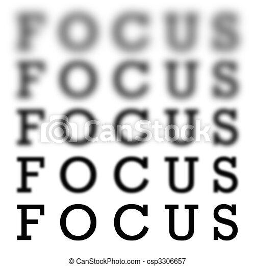 Focus Chart Scale - csp3306657