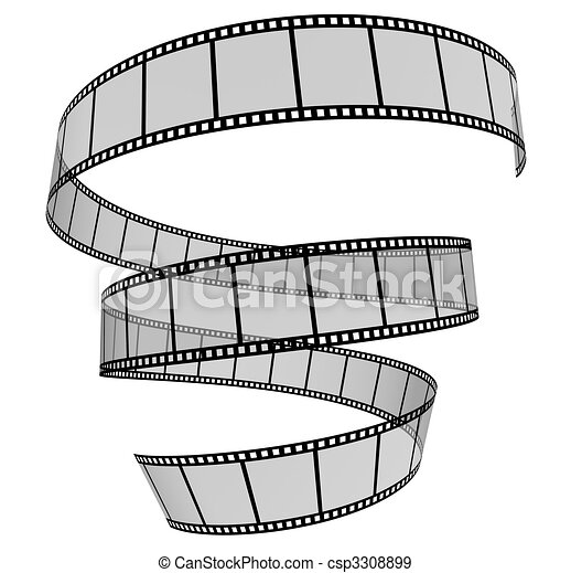 Stock illustration film strip stock illustration royalty free