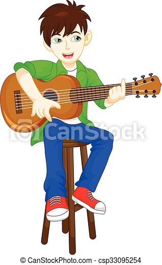 how to play lonely boy on acoustic guitar