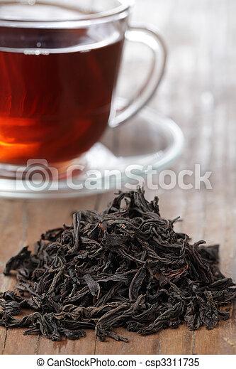 Black tea - csp3311735