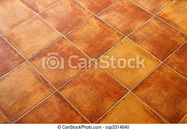 Tiled floor - csp3314640