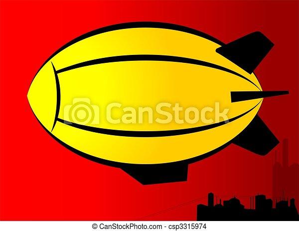 Airship - csp3315974