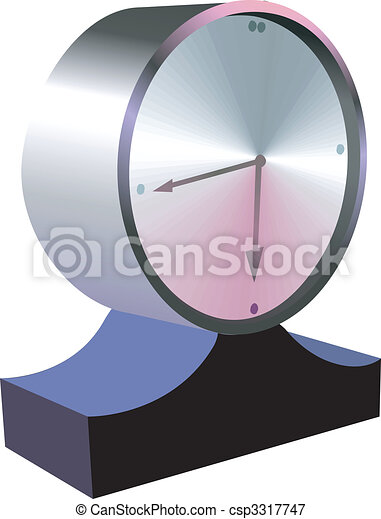 Stock Illustrations of Time piece - Illustration of time ... - photo #37
