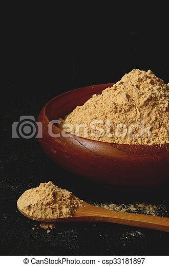 maca root powder - csp33181897