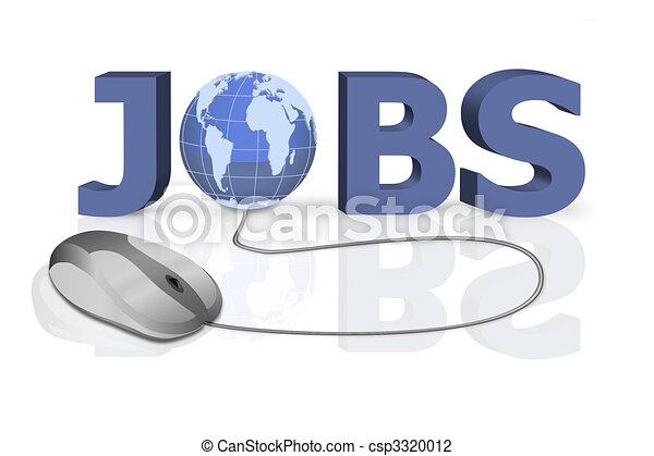 job search - csp3320012
