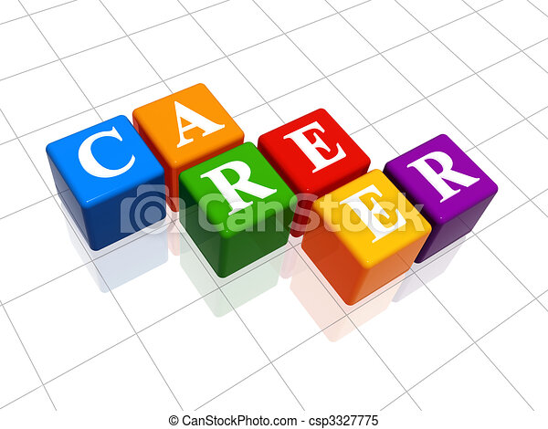 career in colour 2 - csp3327775