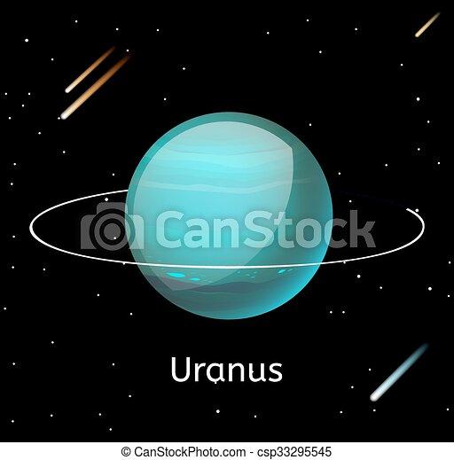 uranus planet drawings - photo #11