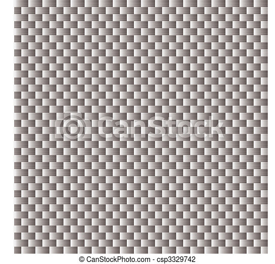 carbon fiber woven texture light - csp3329742