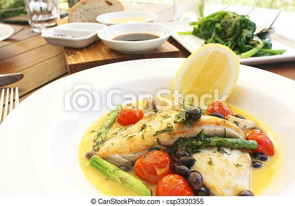 Healthy Food - csp3330355