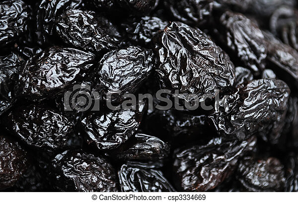 dried prune - csp3334669