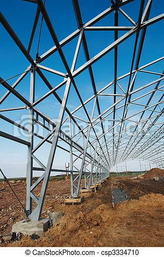 metal construction framework - csp3334710