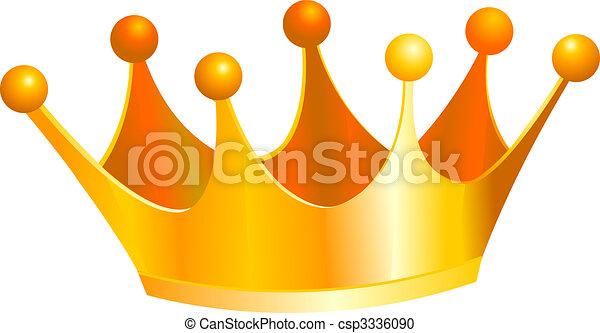 Kings crown - csp3336090