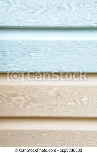 vinyl siding material for cladding - csp3336533