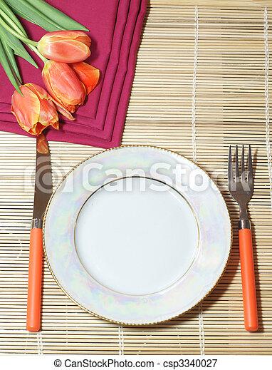 Holiday dinner - csp3340027