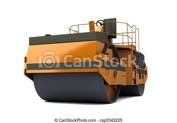 Paver machine - csp3343225