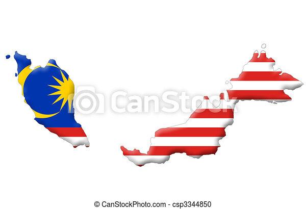 Federation of Malaysia - csp3344850