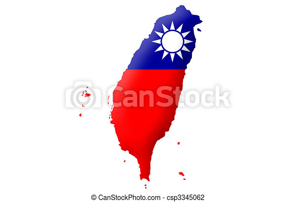 Republic of China - Taiwan - csp3345062