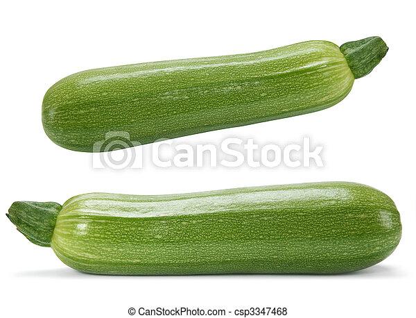 Zucchini vegetable - csp3347468