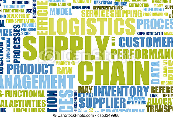 Supply Chain Management - csp3349968