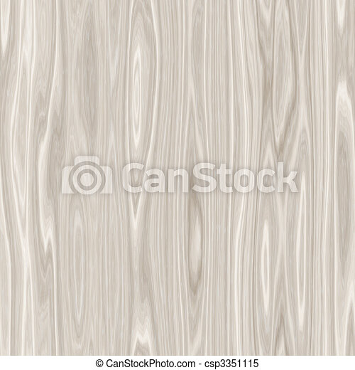 Lighter Wood Grain - csp3351115
