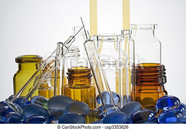 Pharmaceutical vials - csp3353626