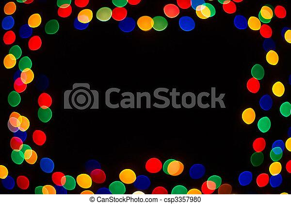 light spot frame - csp3357980