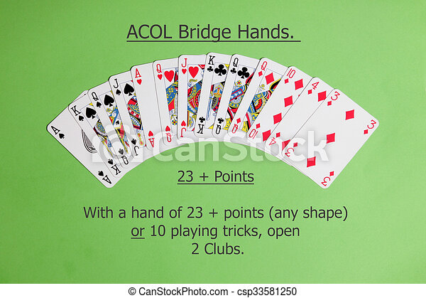 Contract Bridge Clip Art