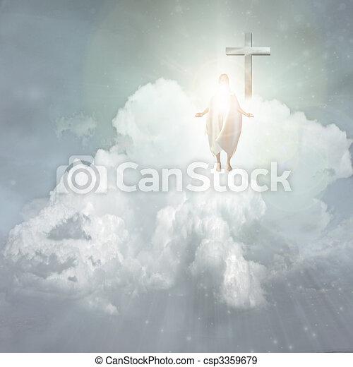 Spiritual Light - csp3359679
