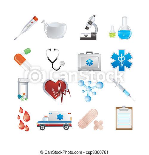 medicine - csp3360761