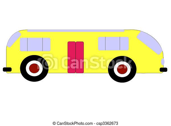 The car - csp3362673