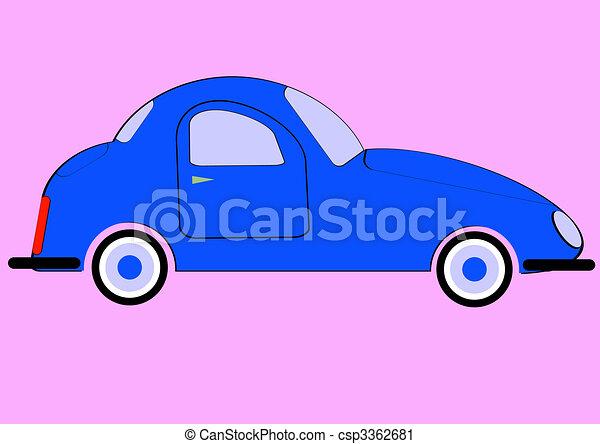 The car - csp3362681