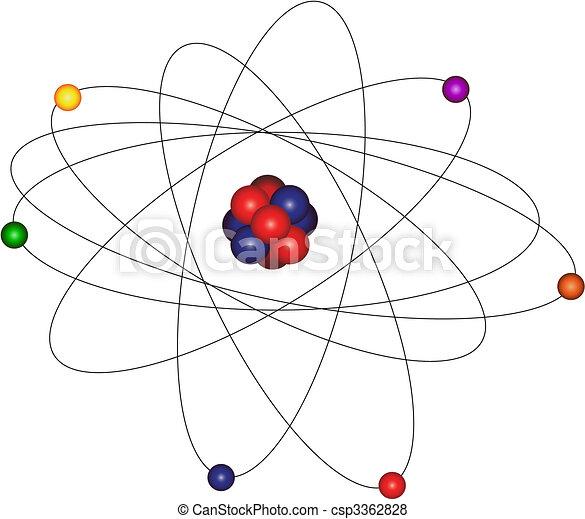 Atom - csp3362828