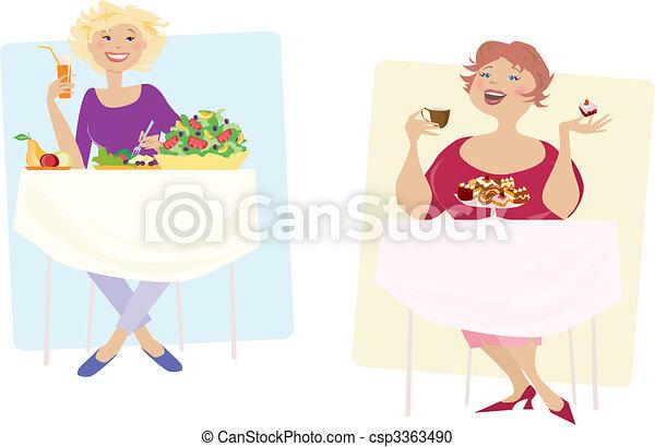 Diet - csp3363490