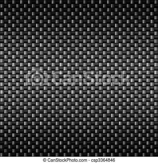 carbon fibre fiber texture - csp3364846