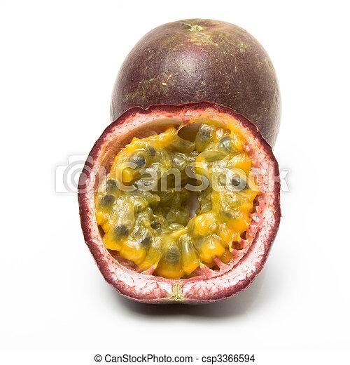 Passion Fruit - csp3366594