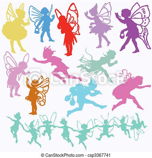 Fairy - csp3367741