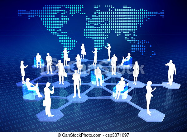 Network Community - csp3371097