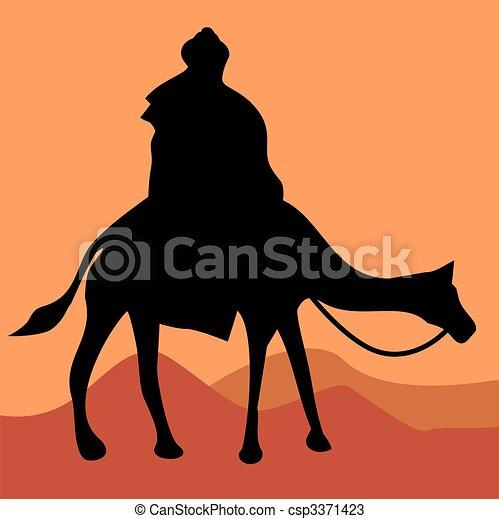camello - csp3371423