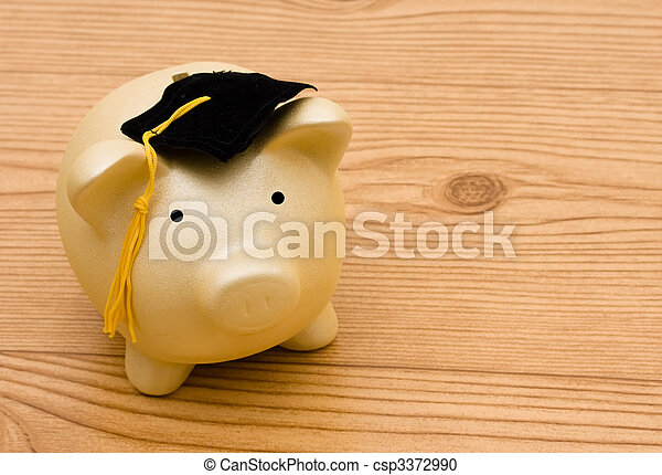 Education Savings - csp3372990