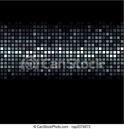 Seamless Abstract Background - csp3374673