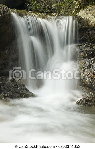 waterfall - csp3374852