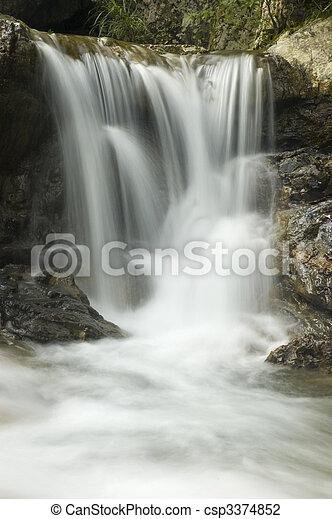 waterfall - csp3374852
