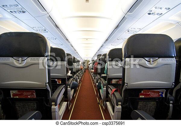 air plane - csp3375691