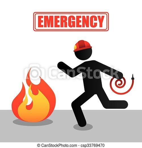 fire department design  - csp33769470