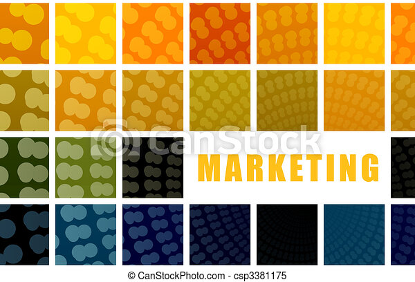 Marketing - csp3381175