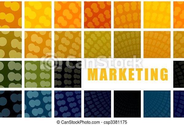 Marketing - csp3381175
