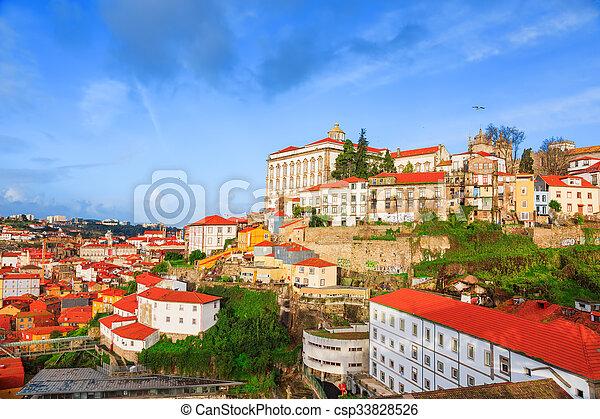 Photo de ville ribeira vieux porto portugal porto for Piscine a porto portugal